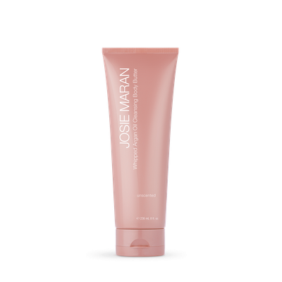 Josie Maran Whipped Argan Oil Cleansing Body Butter Unscented