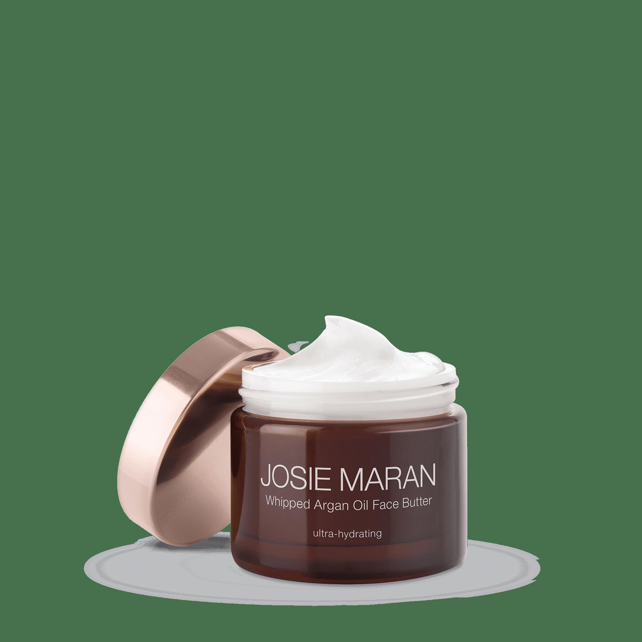 Josie Maran Whipped Argan Oil Face Butter Juicy Peach