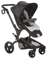 Jane Usa Jane Rider Anodized Aluminum Stroller - Shadow - 1 ct.