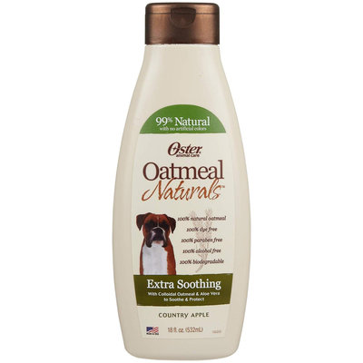 Oster Oatmeal Naturals Extra Soothing Oatmeal Shampoo