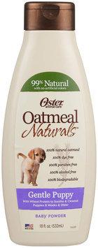 Oster Oatmeal Naturals Gentle Puppy Shampoo