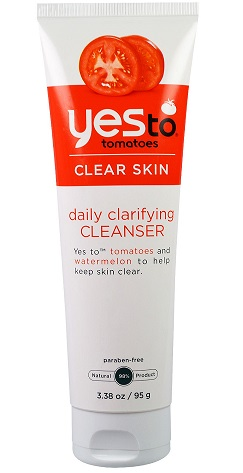 Yes To Tomatoes Daily Clarifying Clear Skin Cleanser