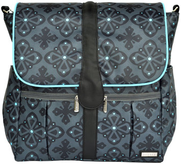 Jj Cole Collections JJ Cole Backpack Diaper Bag in Blue Flare