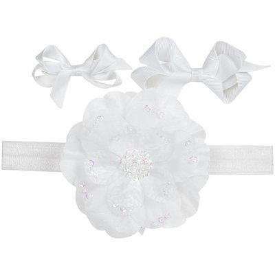 Bows Arts Gift Set - White - 1 ct.