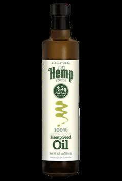 Just Hemp Foods Original - Hemp Seed Oil