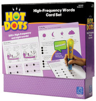 Educational Insights Hot Dots High-Frequency Words Set