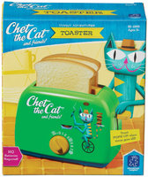Educational Insights Chet The Cat And Friends Toaster