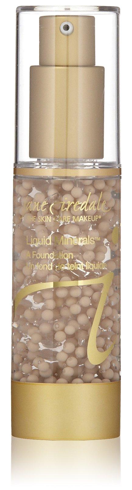 Jane Iredale Liquid Minerals Foundation, Bisque, 78 g