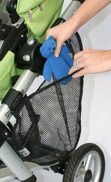 JL Childress Side Sling Stroller Hang Bag