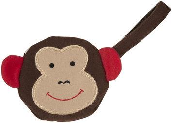 J L Childress Pacifier Pal Pacifier Pocket - Monkey - 1 ct.