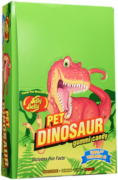 Birthday In A Box Dinosaur Gummy Candy (each)