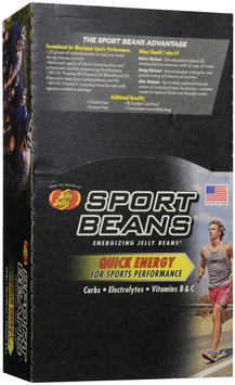 SPORT BEANS Food Juicy Pear Energy Beans (Box of 24)
