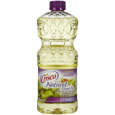 Crisco Natural Blend Oil - 48 oz