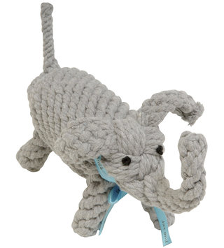 Jax & Bones Jax and Bones Good Karma Rope Toys Coco the Elephant