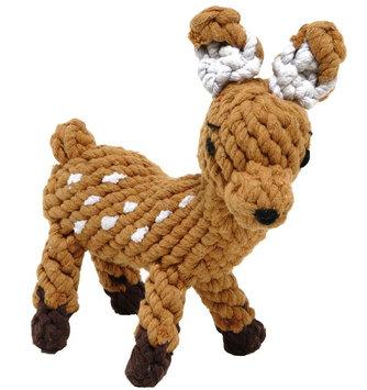 Jax and Bones Good Karma Rope Toys Daphne the Deer