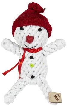 Jax & Bones Jax and Bones Good Karma Rope Toys Scott the Snowman