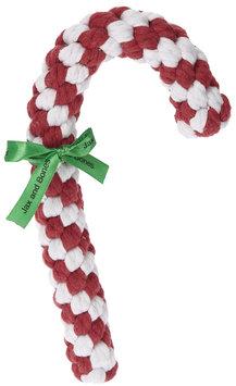 Jax and Bones Good Karma Rope Toys Candy Cane
