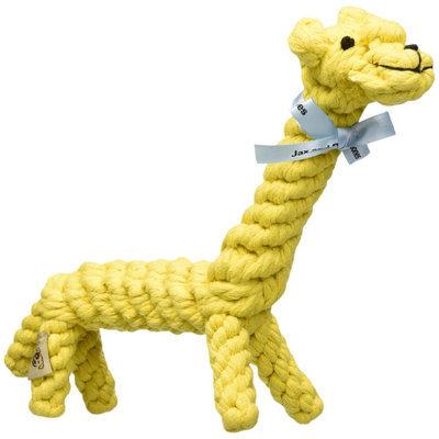 Jax & Bones Rope Toys Jerry Giraffe Large