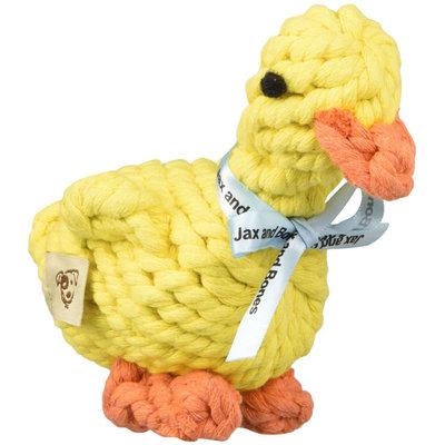 Jax & Bones Jax and Bones Daisy the Duck Rope Dog Toy Large