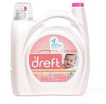 Dreft High Efficiency Liquid Laundry Detergent