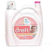 Dreft High Efficiency Liquid Laundry Detergent