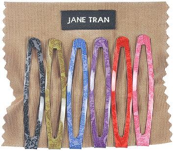 Jane Tran Clip Set, D