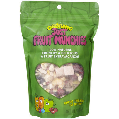 Just Tomatoes, Etc. Just Tomatoes, Etc! Organic Fruit Munchies, 3 oz