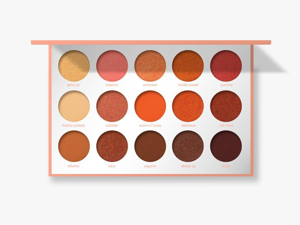 Karity Just Peachy Eye Palette