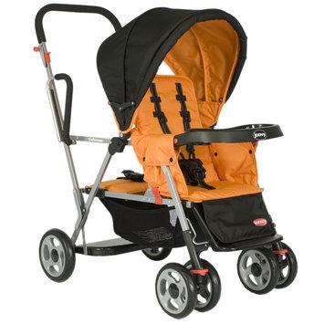 Joovy - Caboose Stand-On Tandem Stroller, Orangetree