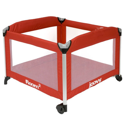 Joovy Room 2a ¢ Playard in Red