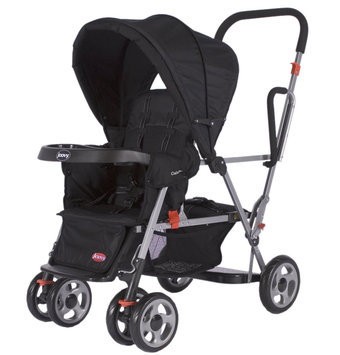 Joovy Caboose Stand-On Tandem Stroller - Black - 1 ct.