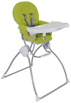 Joovy Nook High Chair in Greenie Leatherette