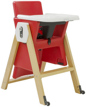 Joovy HiLo Chair (Red)