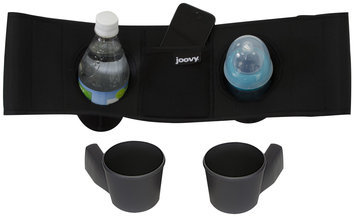 Joovy Caboose VaryLight Stroller Parent Organizer & Cup Holders
