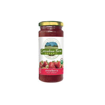Cascadian Farm Organic Strawberry Spread