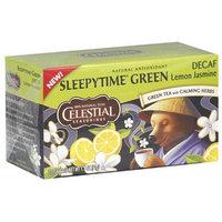 Celestial Seasonings® Sleepytime® Green DECAF Lemon Jasmine