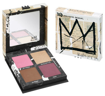 Urban Decay Jean-michel Basquiat Gallery Blush Palette