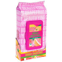 Jean Pierre Pure and Simple Groovy Grapefruit 60-count Makeup Remover and Cleansing Wipes