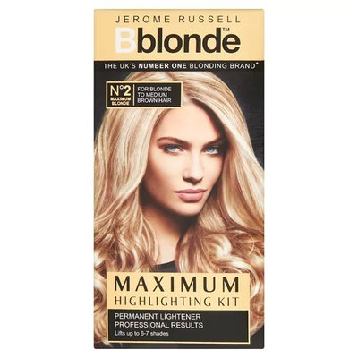 Jerome Russell B Blonde Highlight Kit