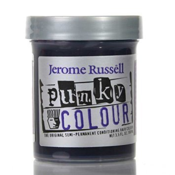 Jerome Russell Plum Semi-Permanent Punky Colour