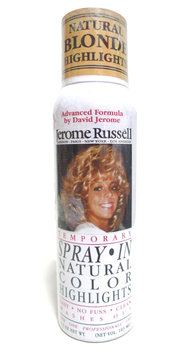 Jerome Russell Temporary Spray-In Natural Color Highlights