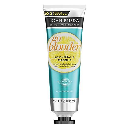 John Frieda® Go Blonder Lemon Miracle Masque