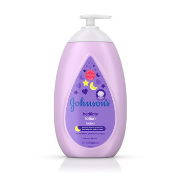 Johnson's® Bedtime® Baby Lotion