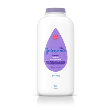 Johnson's® Lavender Powder