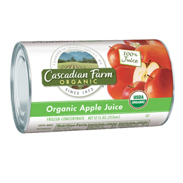 Cascadian Farm Organic Apple Juice