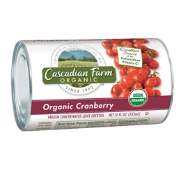 Cascadian Farm Organic Cranberry Frozen Concentrated Juice Cocktail