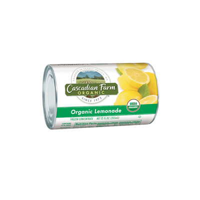 Cascadian Farm Organic Lemonade Frozen Concentrate