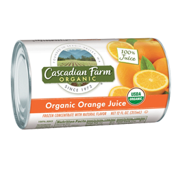 Cascadian Farm Organic Orange Juice