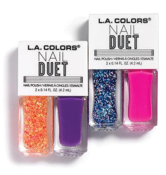 L.A. Colors Nail Duet