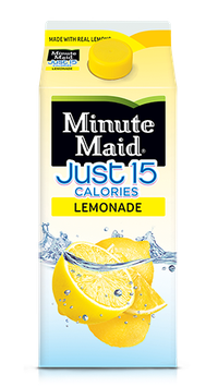 Minute Maid® Just 15 Calories Lemonade